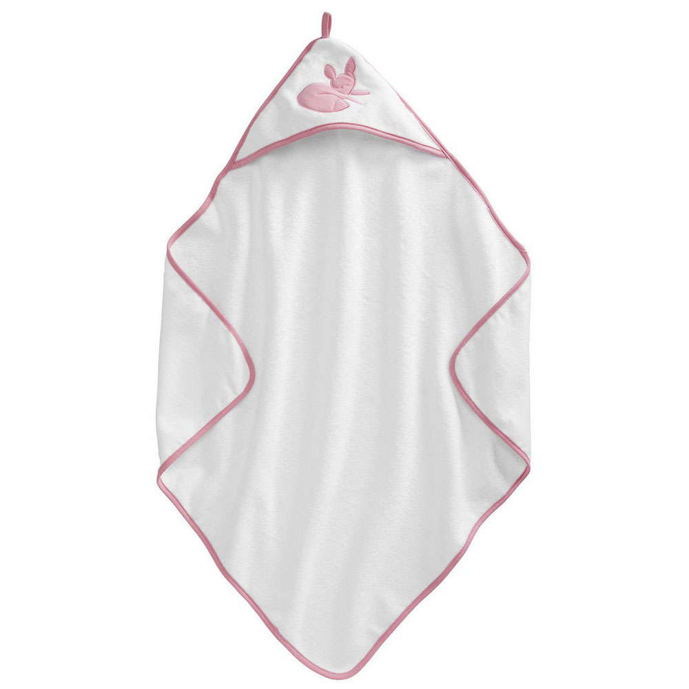 Κάπα Βρεφική Edvin ΚC610921 White-Pink Kid's Concept 0-2 ετών One Size