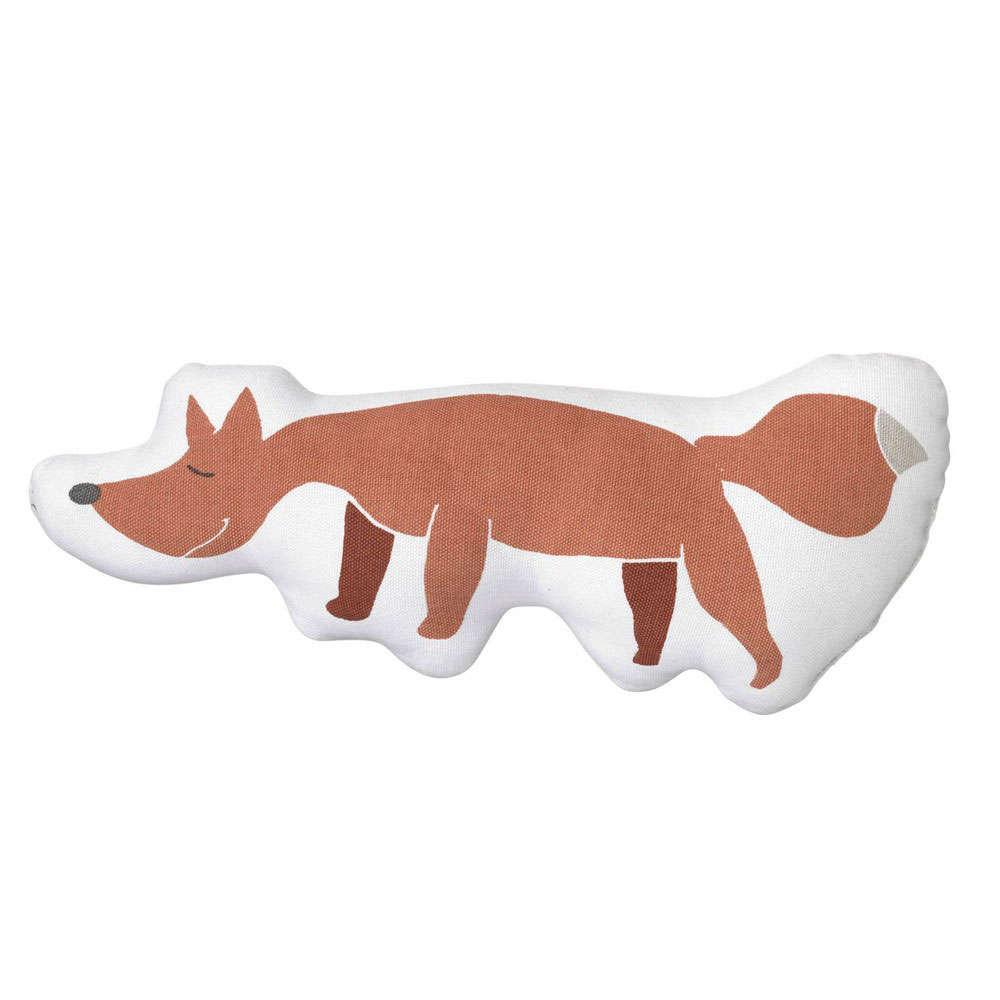 Μαξιλάρι Διακοσμητικό (Με Γέμιση) Παιδικό ΚC160208 Edvin Fox Orange Kid's Concept 20Χ50