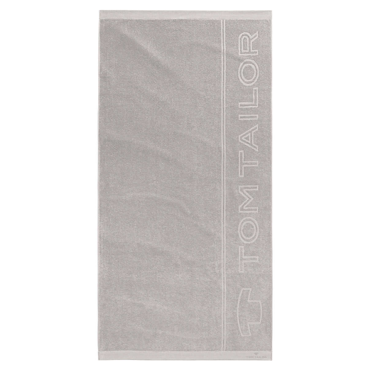 Πετσέτα Θαλάσσης 100 119 Multi-Functional 901 Silver Tom Tailor Θαλάσσης 90x180cm