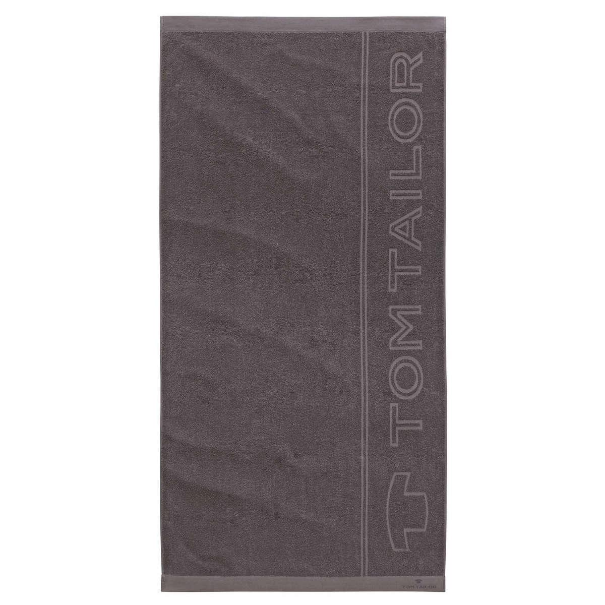 Πετσέτα Θαλάσσης 100 119 Multi-Functional 902 Dark Grey Tom Tailor Θαλάσσης 90x180cm