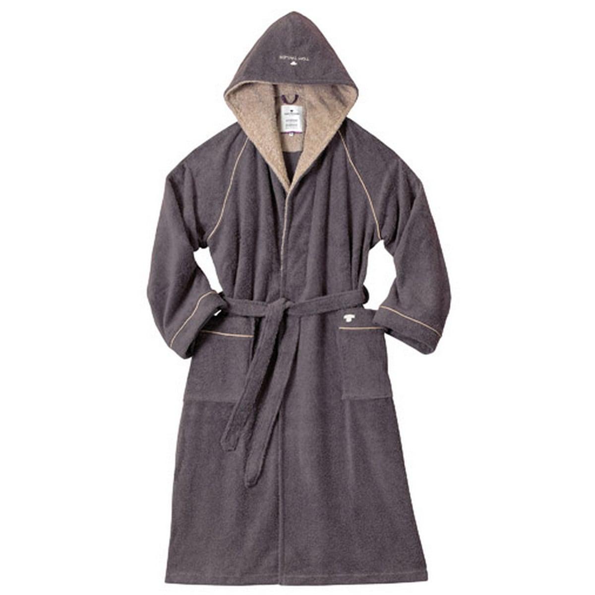 Μπουρνούζι 100 500 902 Dark Grey Tom Tailor Medium M