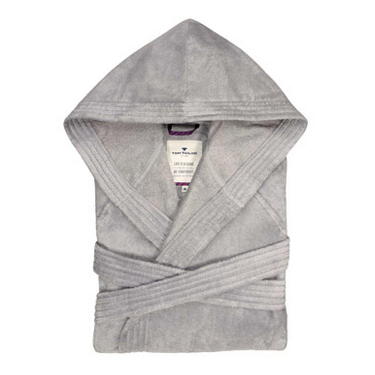 Μπουρνούζι 110 401 901 Silver Tom Tailor XX-Large XXL