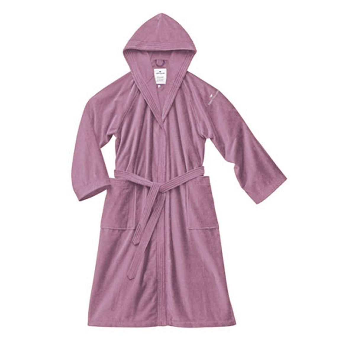Μπουρνούζι 110 401 935 Purple Tom Tailor X-Small XS