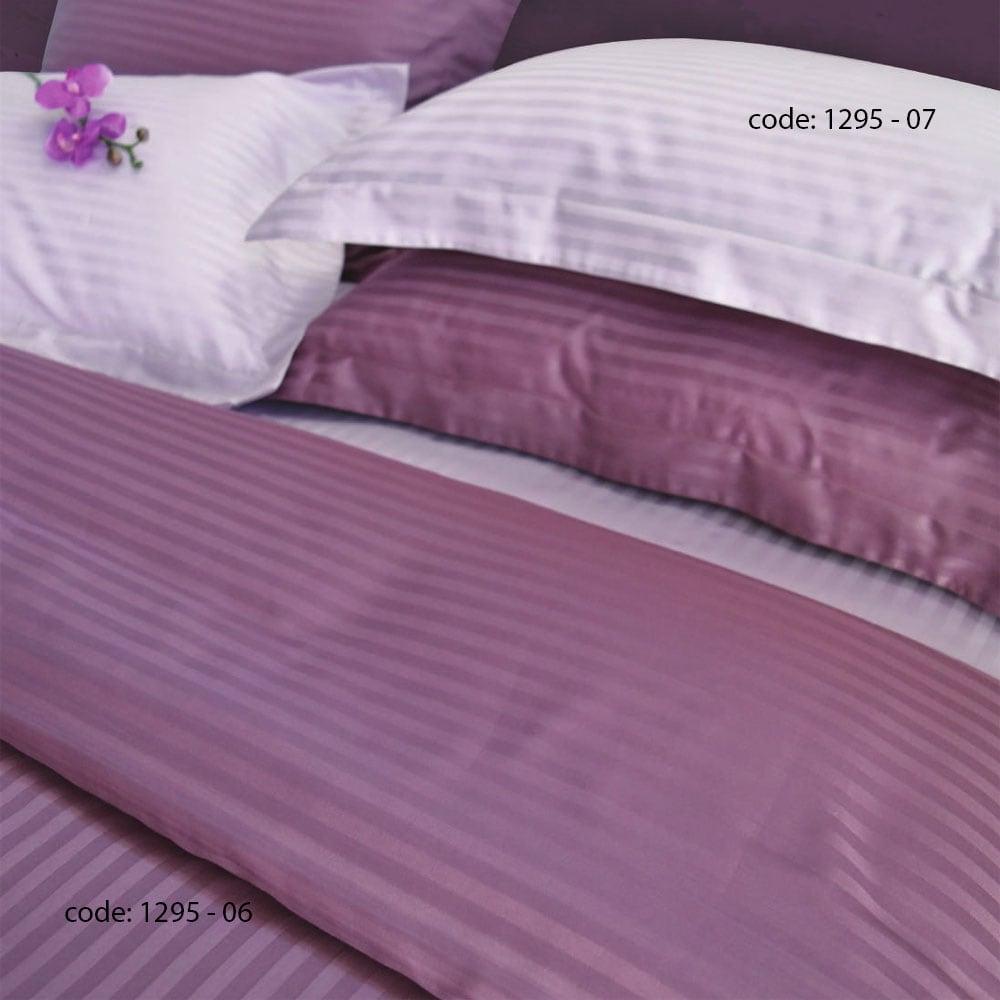 Κουβερλί Σετ 3Τεμ 1295 06 Purple Homeline Υπέρδιπλo 220x235cm