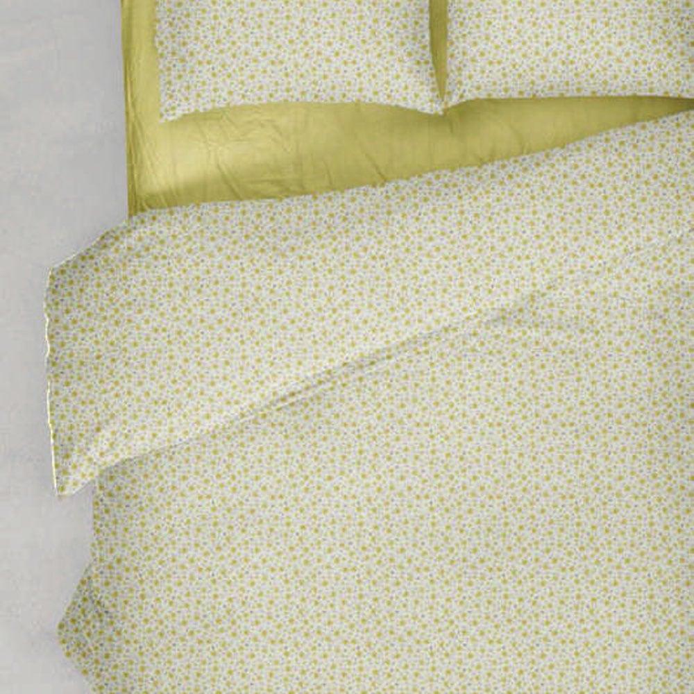 Πάπλωμα 3109 Yellow Nexttoo Υπέρδιπλo 220x245cm