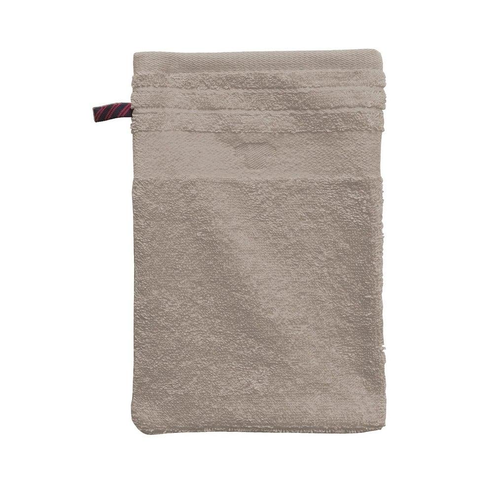 Πετσέτα Γάντι 100111 937 Stone Tom Tailor Χεριών 16x22cm