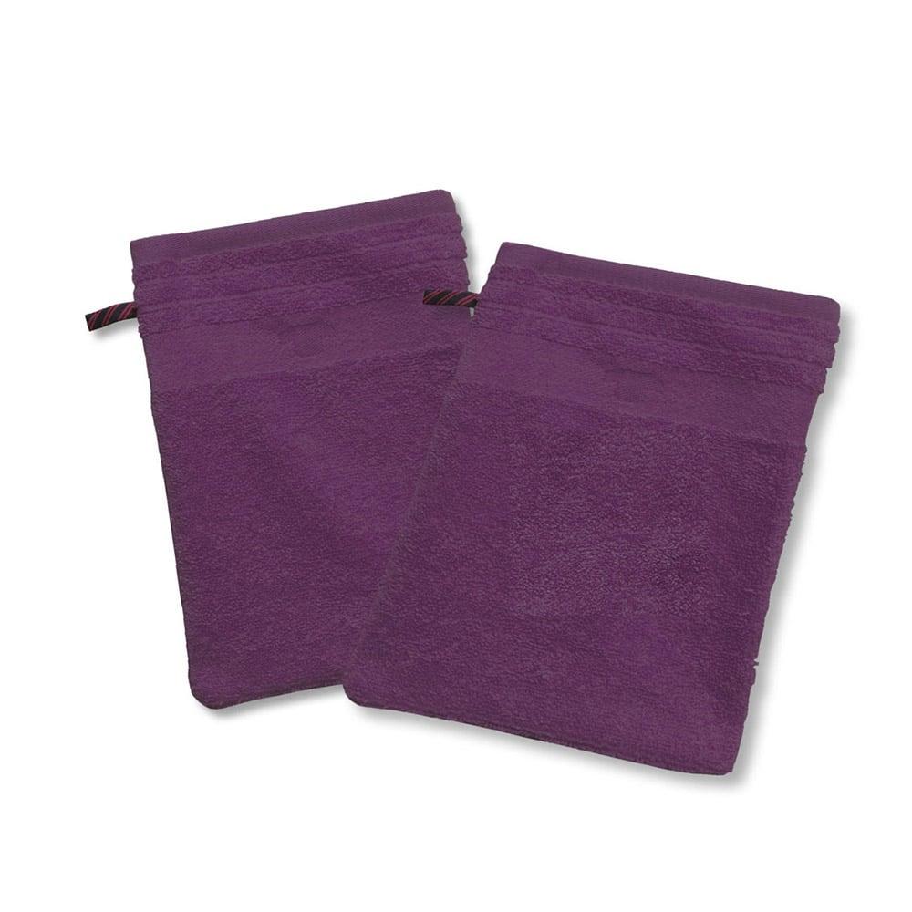 Πετσέτα Γάντι 100111 922 Violet Tom Tailor Χεριών 16x22cm