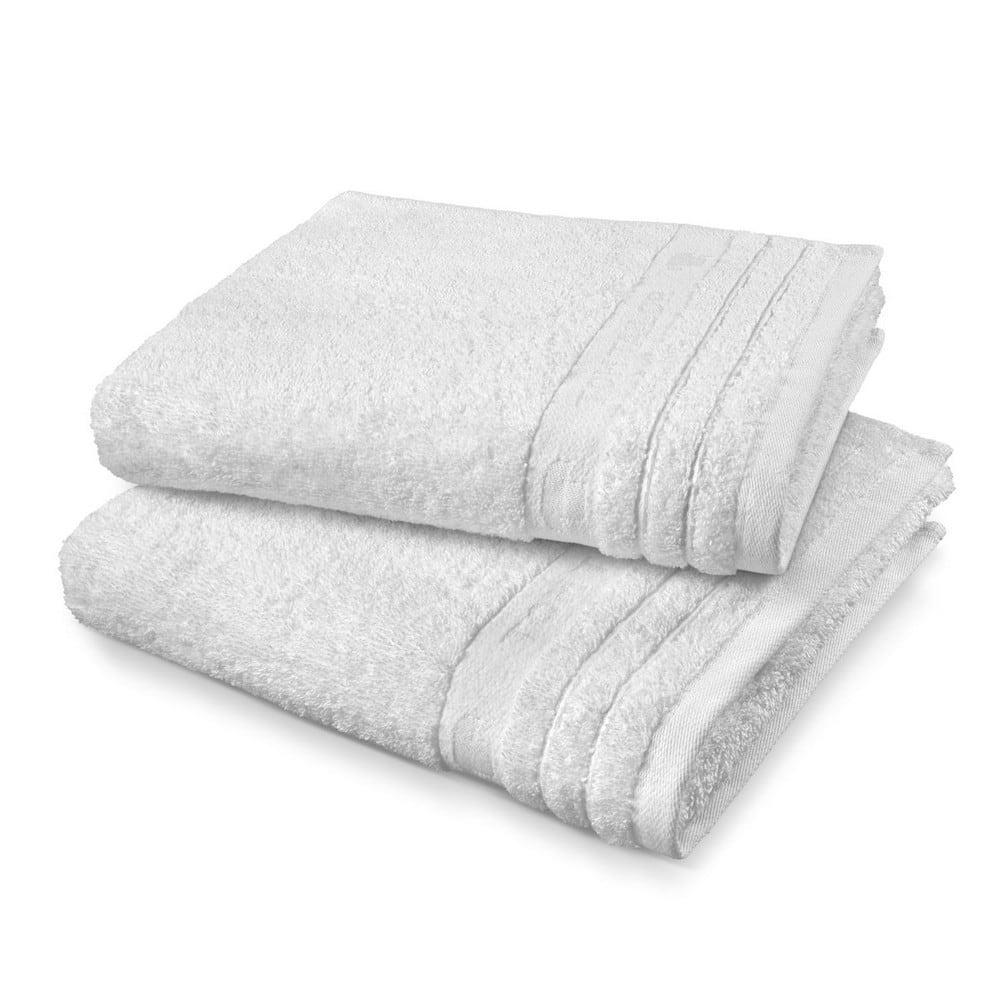 Πετσέτα Σώματος 100111 900 White Tom Tailor Σώματος 80x200cm