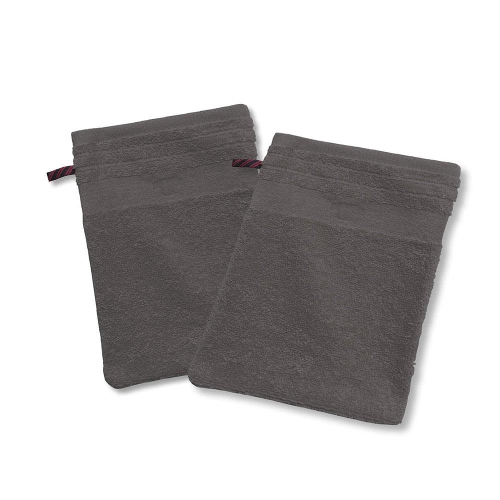 Πετσέτα Σώματος 100111 902 Dark Grey Tom Tailor Σώματος 80x200cm