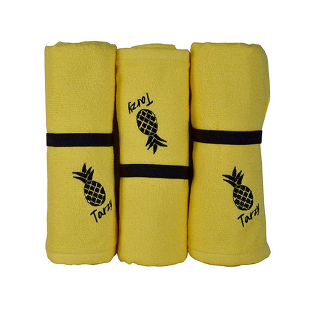 Πετσέτα Θαλάσσης Tarzy Yellow Homeline Θαλάσσης 70x150cm