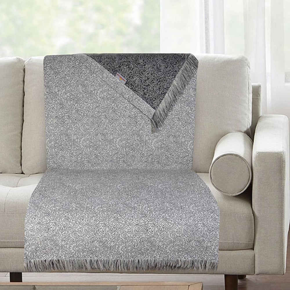 Ριχτάρι 6015 Grey Nexttoo Τετραθέσιο 180x330cm