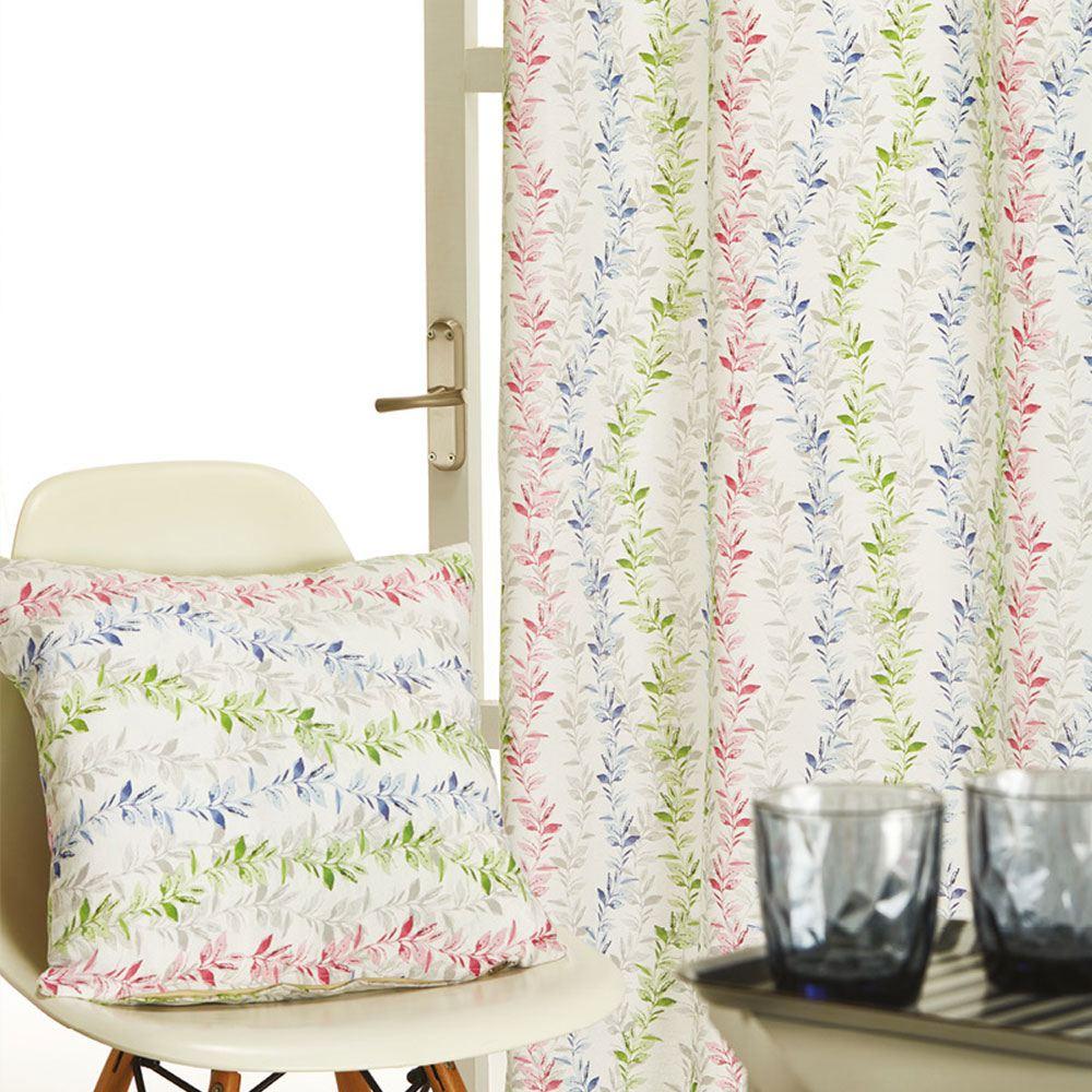 Διακοσμητική Μαξιλαροθήκη K007Multi Whitegg 45X45 Βαμβάκι-Polyester