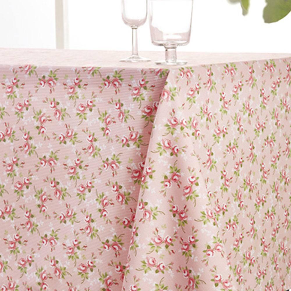 Τραπεζομάντηλο Z017 No.1 Pink Whitegg 150X200 140x180cm