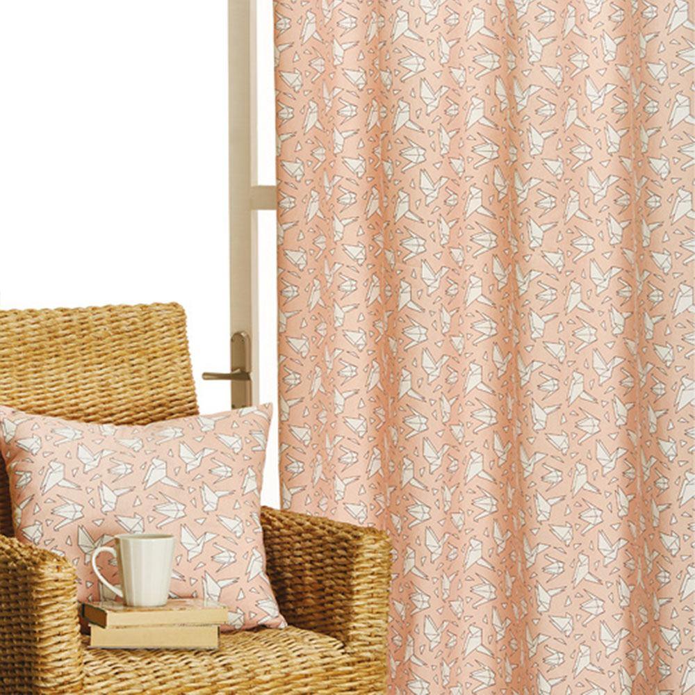 Διακοσμητική Μαξιλαροθήκη Παιδική K014 No.2 Pink Whitegg 45X45 45x45cm
