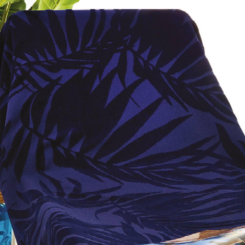 Πετσέτα Θαλάσσης S023 Dark Blue Whitegg Θαλάσσης 90x170cm