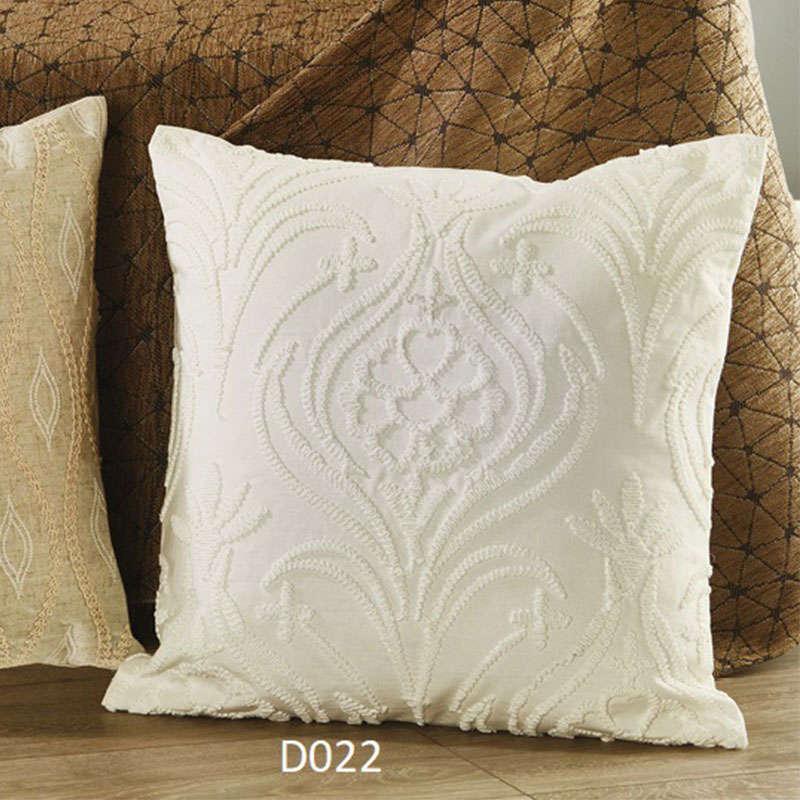 Μαξιλαροθήκη Διακοσμητική WE_D022_ΔΜ White White Egg 45X45 100% polyester