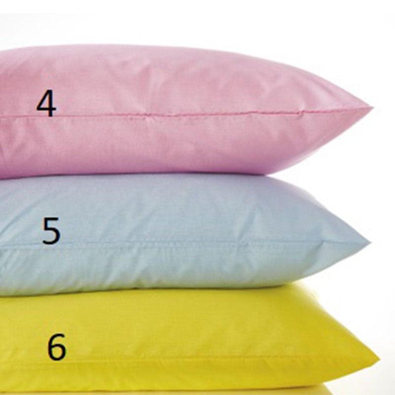 Σεντόνι Σετ 3Τμχ Basic WE_Ba15_SΣΜ_4 Pink White Egg Μονό 160x240cm