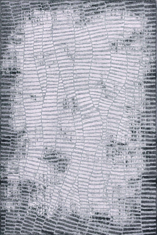Χαλί Boheme 32118-995 Anthracite-Beige 140X200