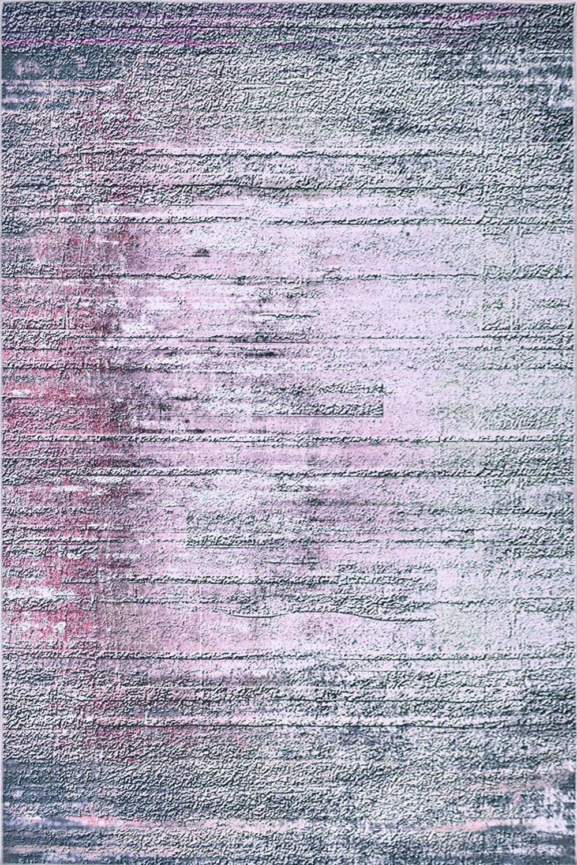 Χαλί Damask 72023-022 Pink-Grey 70X150