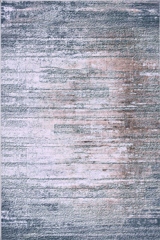 Χαλί Damask 72024-022 Rust-Grey 140X200
