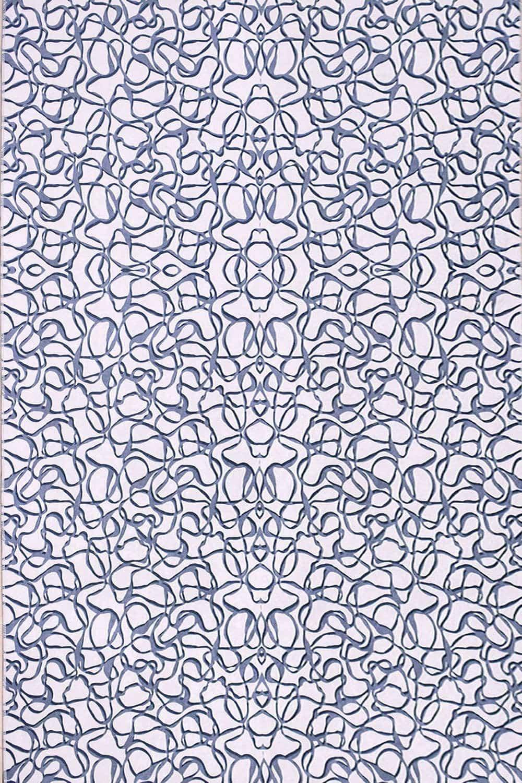 Χαλί Soho 1076-018 Anthracite-Beige 140X200