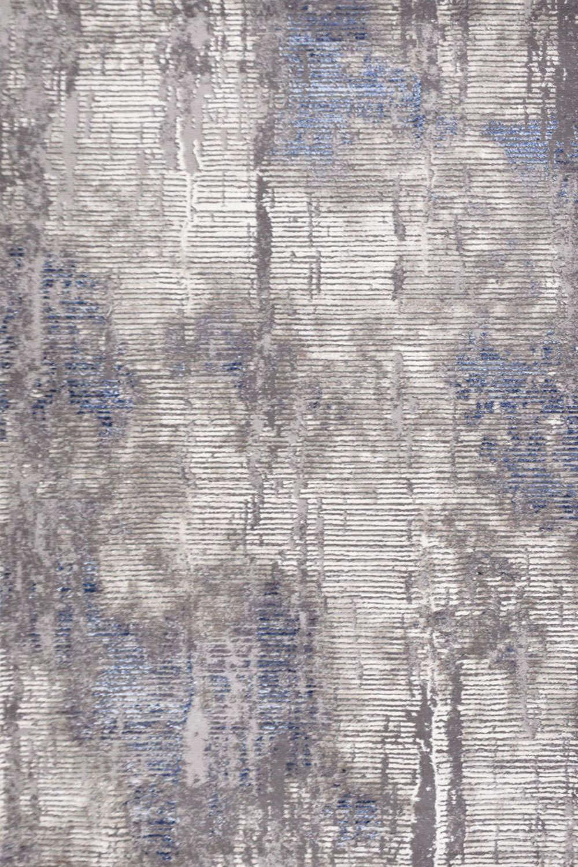 Χαλί Elements 33115-730 Grey-Blue 140X200