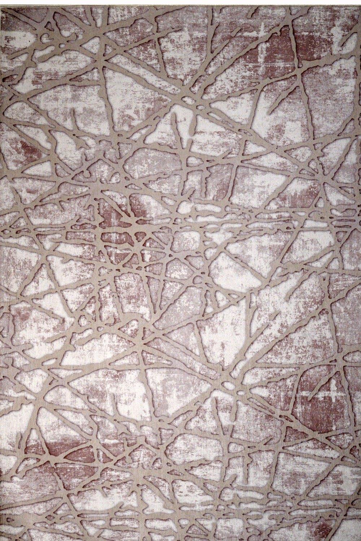 Χαλί Damask 72032-22 Ivory-Lila 70X150