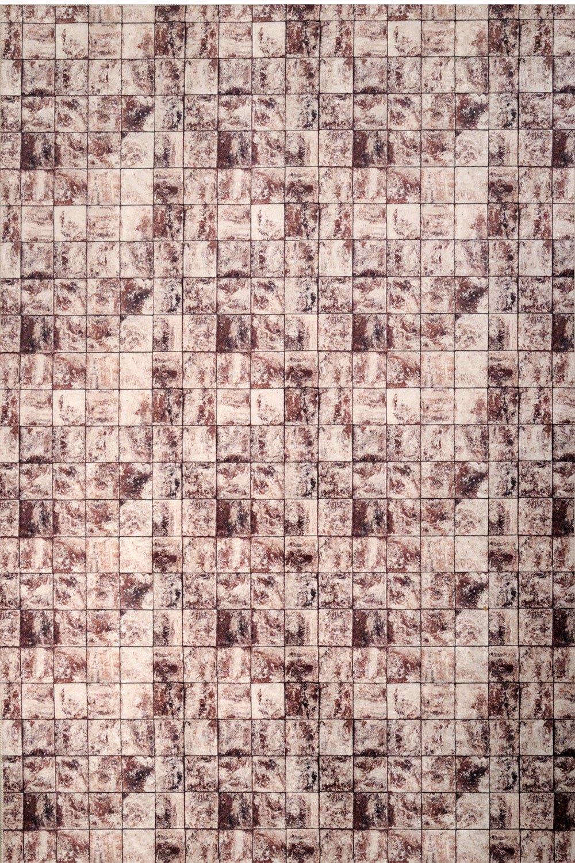 Χαλί Soho 3078-18 Beige-Rust 140X200
