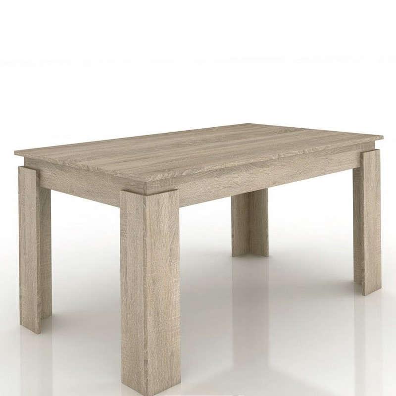 Τραπέζι VIKEA Sonoma IR-VIKEA 150x90x75εκ.