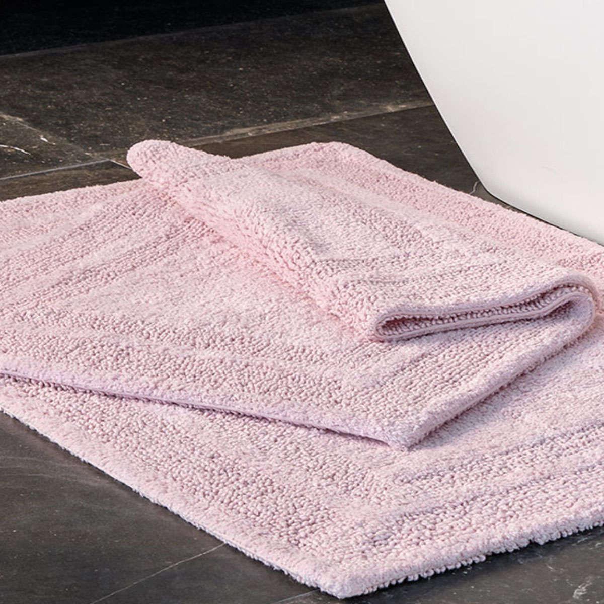 Πατάκι Μπάνιου Marty 14 Pink Διπλής Όψης Kentia X-Large 80x130cm