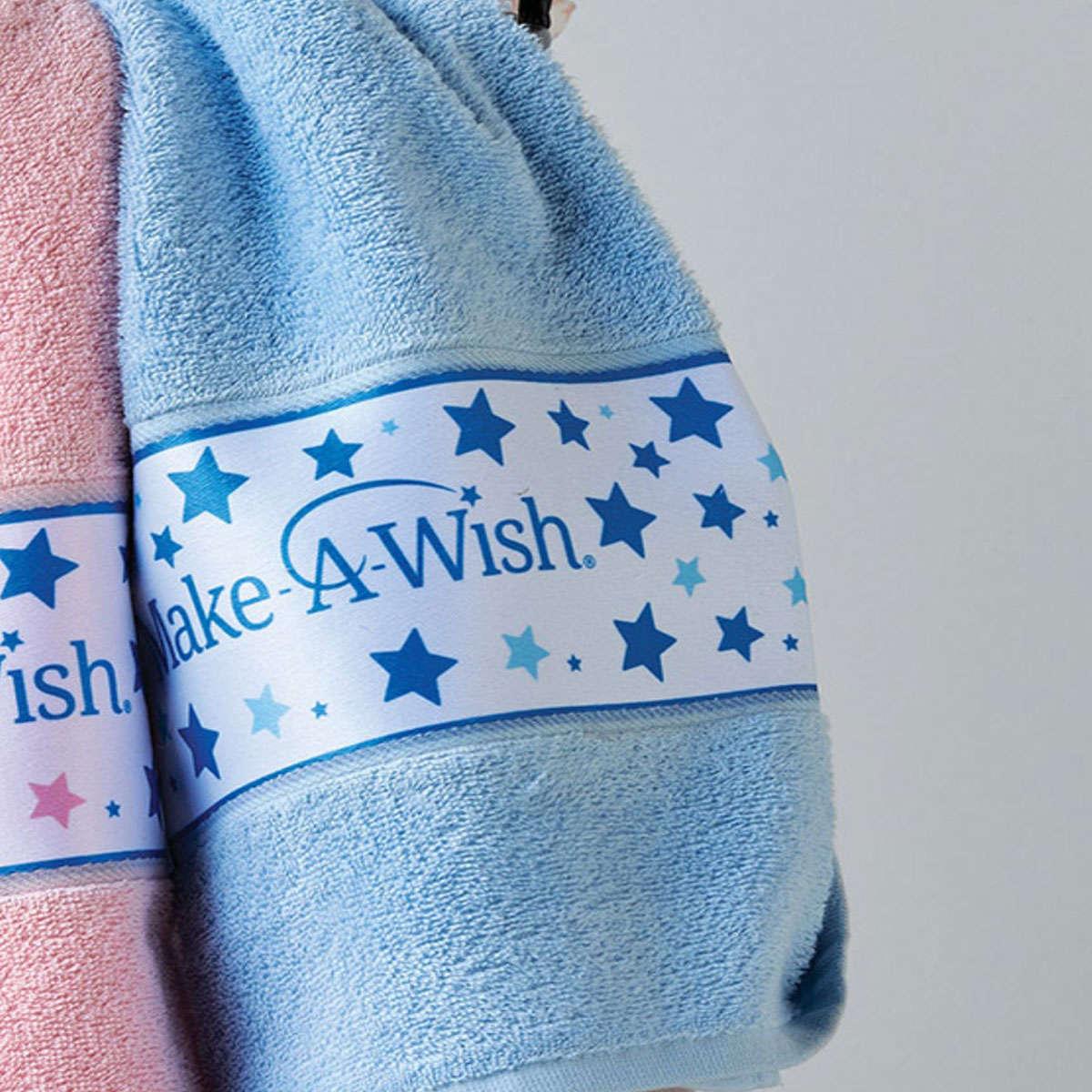 Παιδικές Πετσέτες Σετ Maw Make-A-Wish 04 Blue 2 Τεμ. Kentia Σετ Πετσέτες