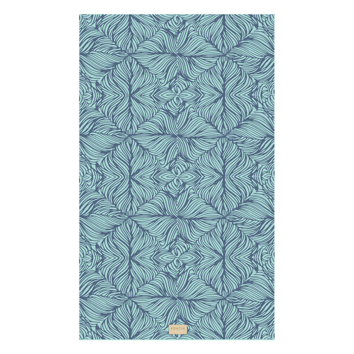 Πετσέτα Θαλάσσης Thiseas 16 Veraman Kentia Θαλάσσης 80x160cm