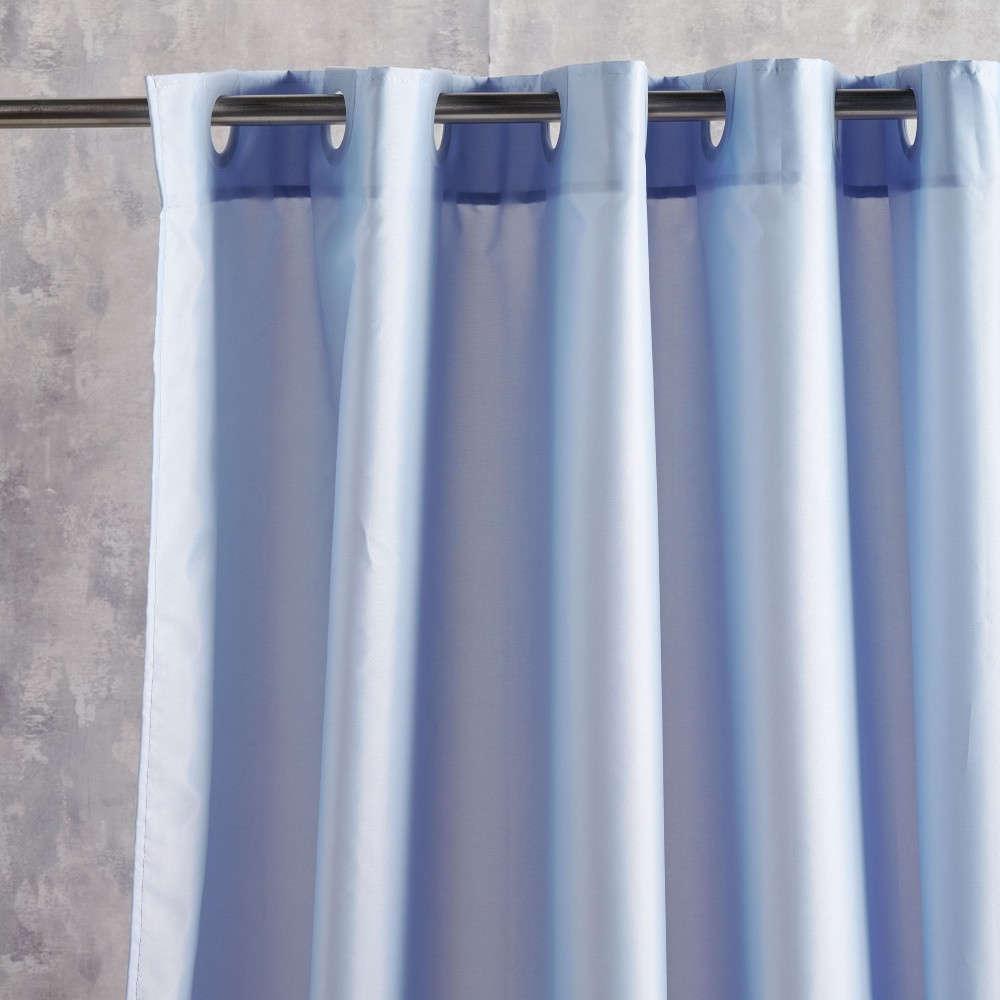 Κουρτίνα Μπάνιου Brisk 35 Ciel Kentia Φάρδος 180cm 180x180cm
