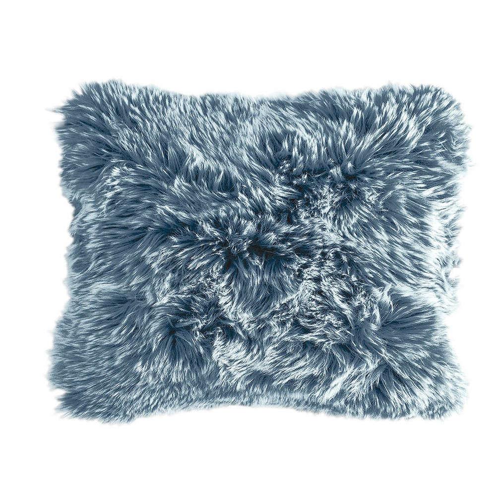 Μαξιλαροθήκη Διακοσμητική Foxy 01 Petrol Kentia 50X50 Ακρυλικό-Polyester