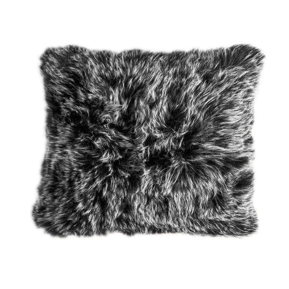 Μαξιλαροθήκη Διακοσμητική Foxy 34 Black Kentia 50X50 Ακρυλικό-polyester