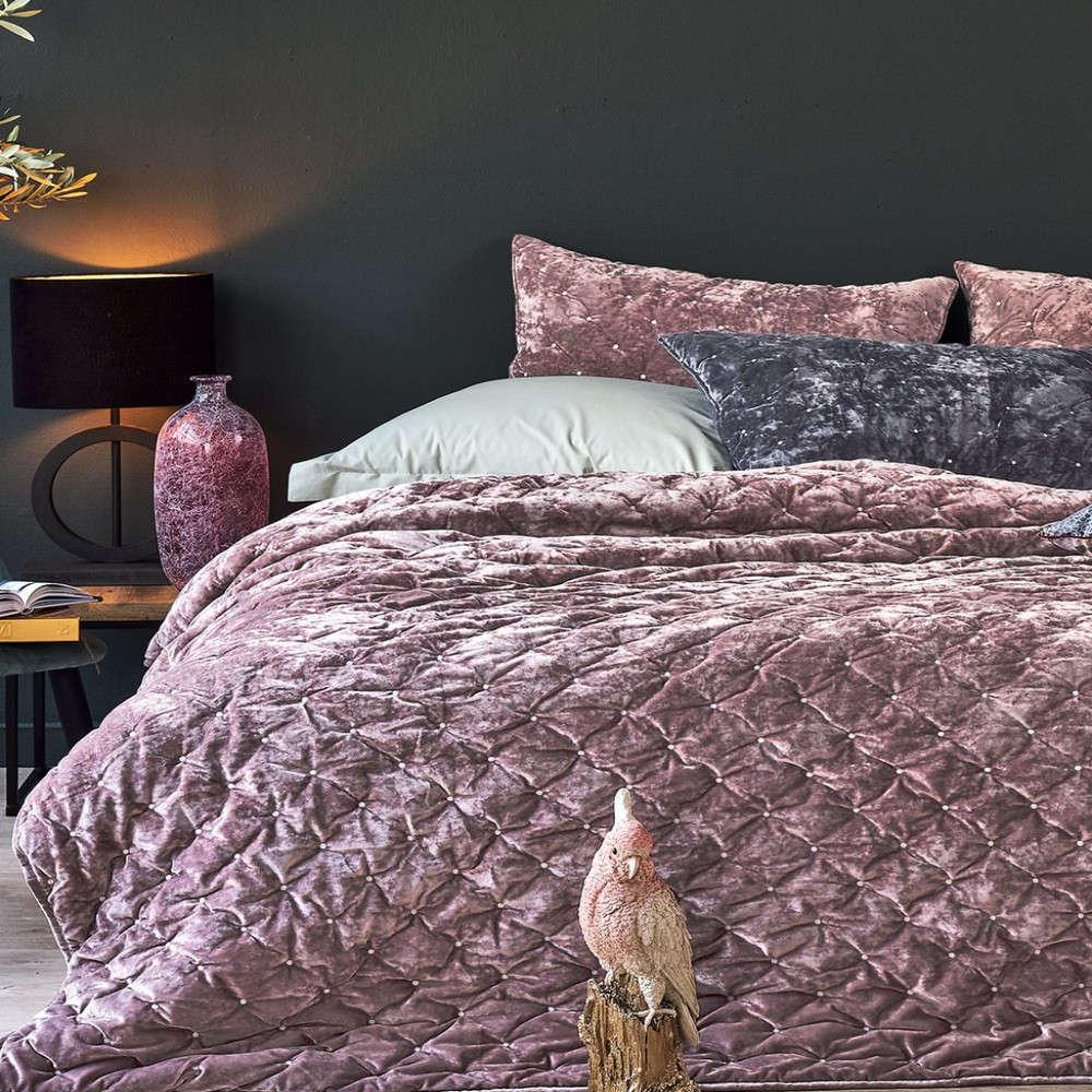 Πάπλωμα Silena 14 Dusty Pink Kentia King Size 270x270cm