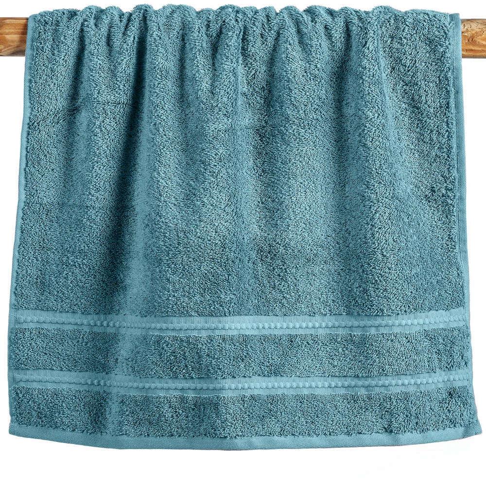 Πετσέτα Mondo 02 Turqoise Kentia Προσώπου 50x90cm