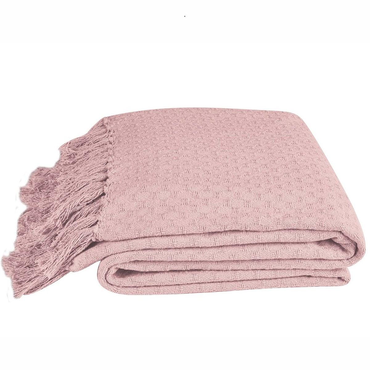 Κουβέρτα Βρεφική Priya 14 Pink Kentia Κούνιας 110x140cm