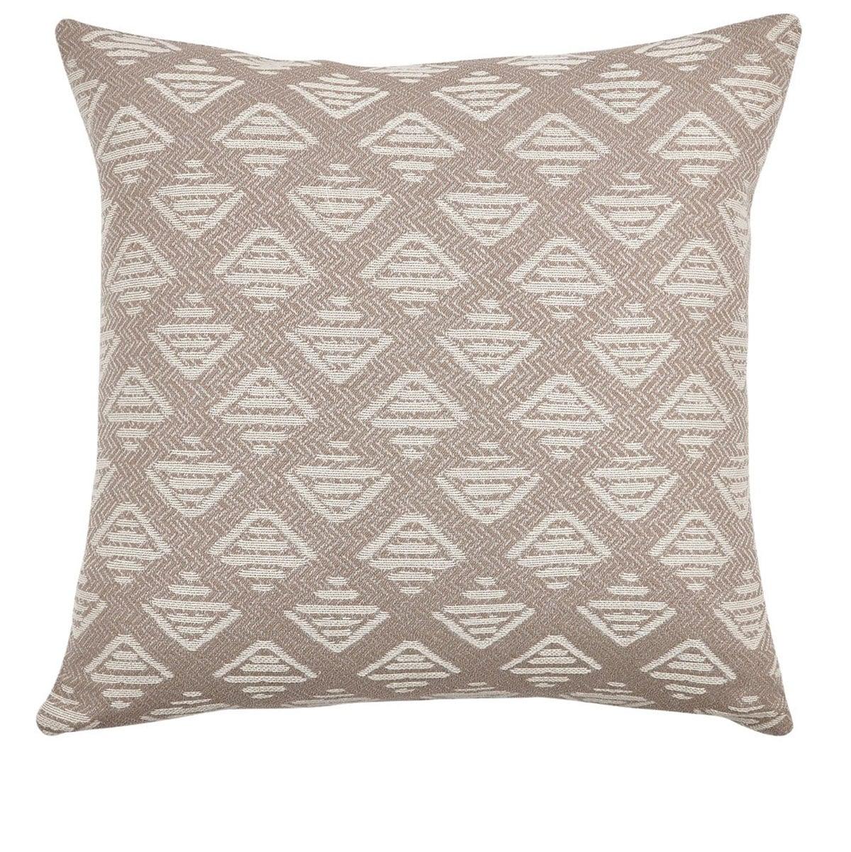 Μαξιλαροθήκη Διακοσμητική Top 12 Beige Kentia 50X50 Βαμβάκι-Polyester