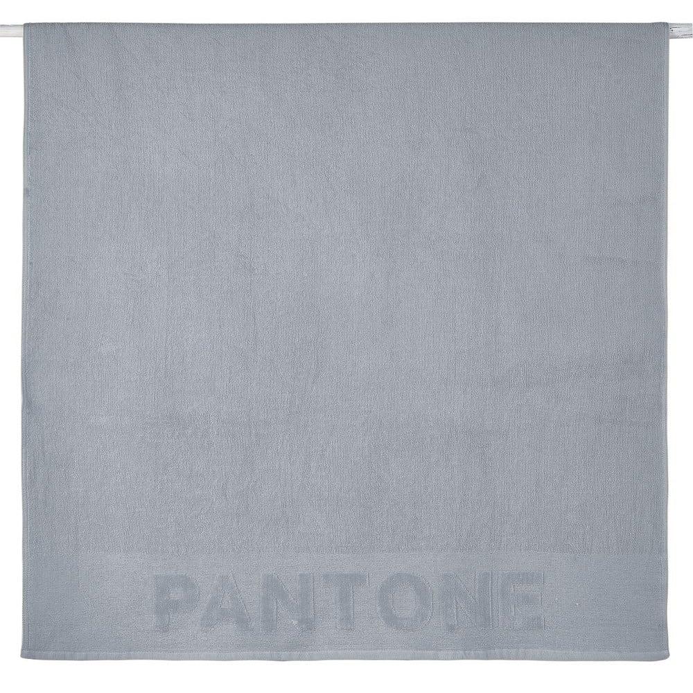 Πετσέτα Θαλάσσης Pantone 222 Grey Kentia Θαλάσσης 80x160cm