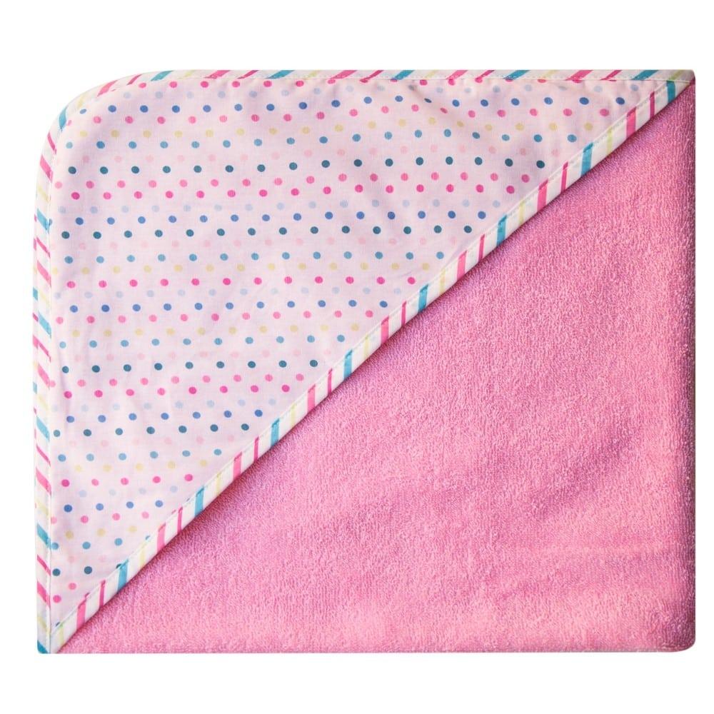 Κάπα Βρεφική Rosa Pink-Multi Kentia 0-2 ετών