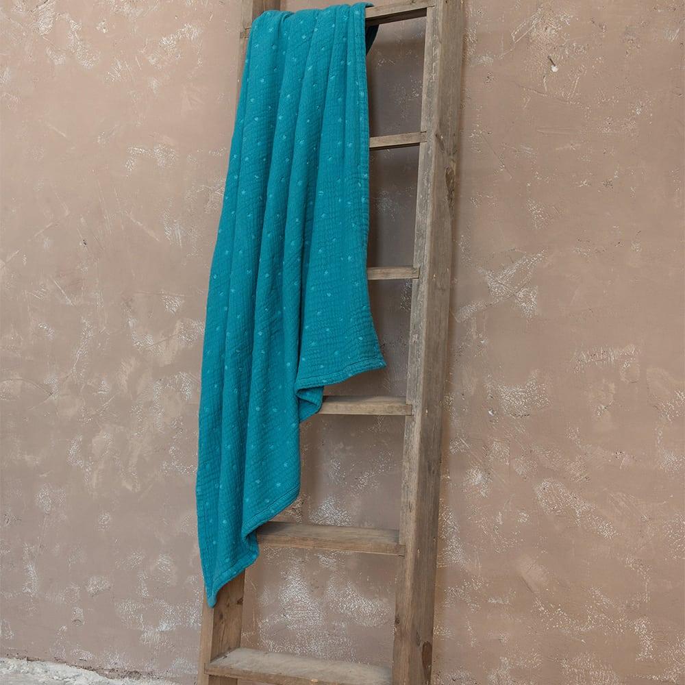 Διακοσμητικό Ριχτάρι Καναπέ Balmy Blue Nima Πολυθρόνα