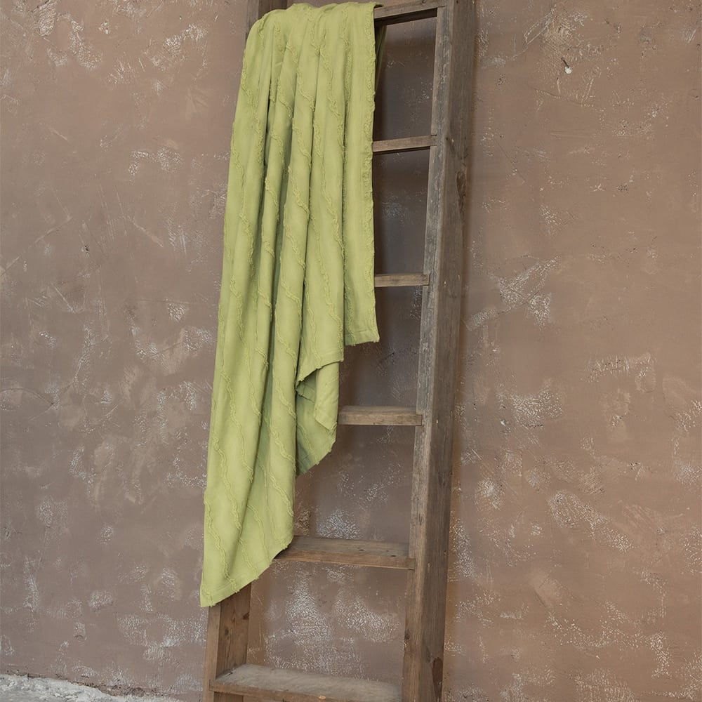 Διακοσμητικό Ριχτάρι Καναπέ Oleada Green Nima Πολυθρόνα