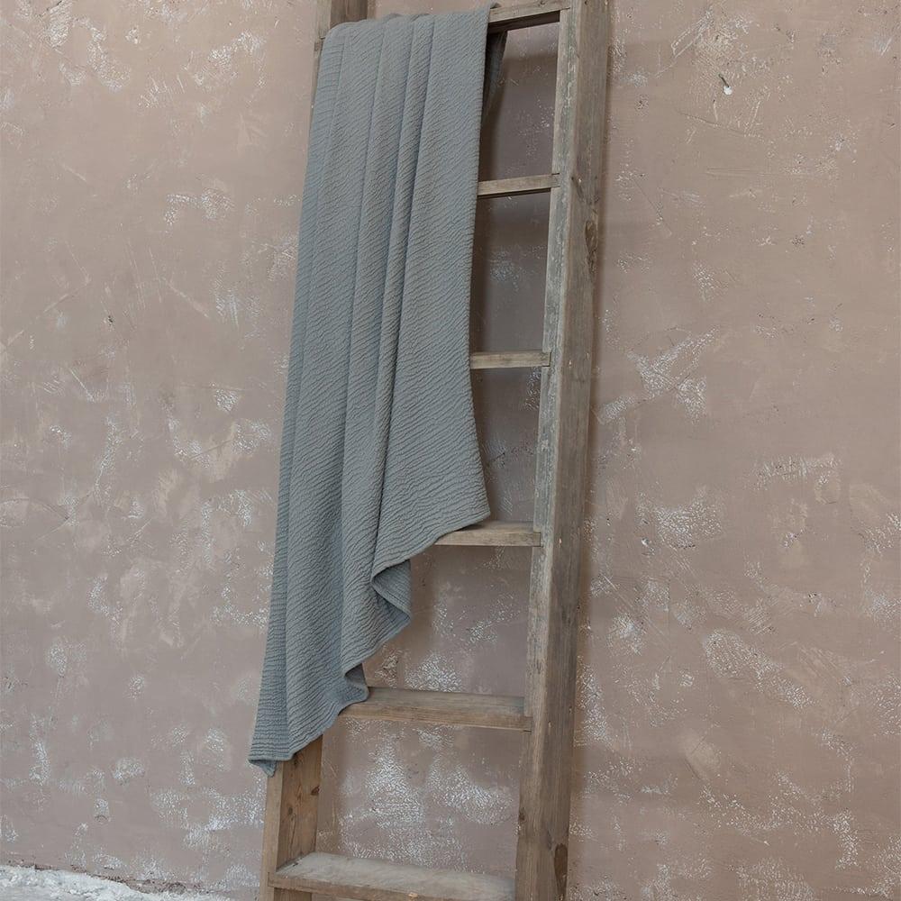 Κουβέρτα Blando Dark Gray Nima Υπέρδιπλo