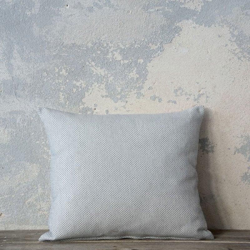 Μαξιλάρι Διακοσμητικό (Με Γέμιση) Illusie Gray Nima 45X45 Βαμβάκι-Polyester