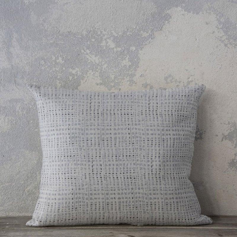 Μαξιλάρι Διακοσμητικό (Με Γέμιση) Madum Gray Nima 45X45 Βαμβάκι-Polyester