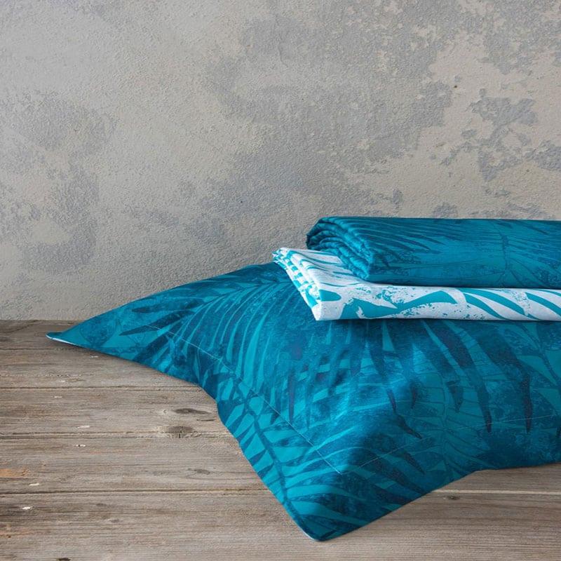 Μαξιλαροθήκες Feral Blue Nima 52X72