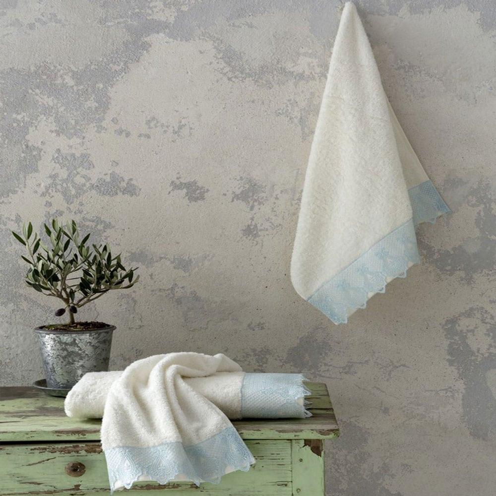 Πετσέτα Amaia Light Blue Nima Χεριών 30x50cm