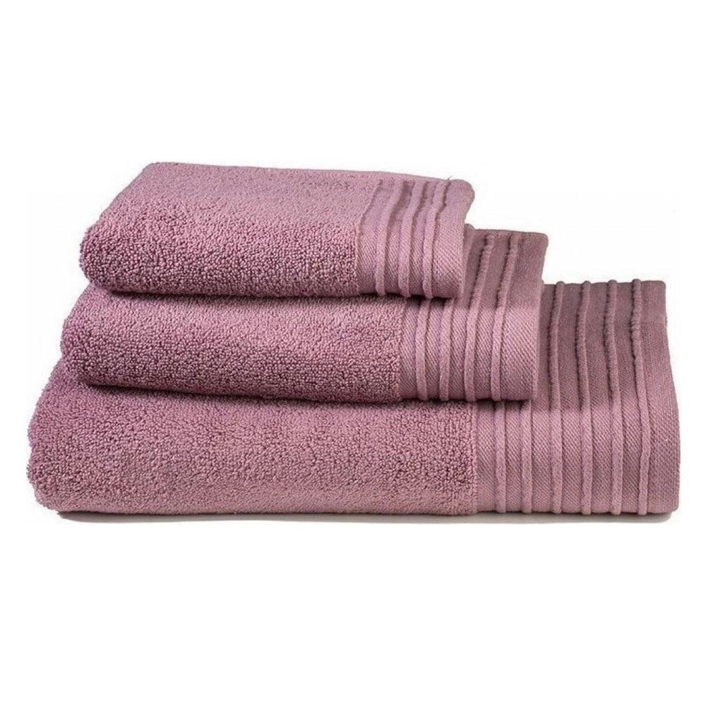 Πετσέτα Feel Fresh Dusty Pink Nima Προσώπου 50x100cm