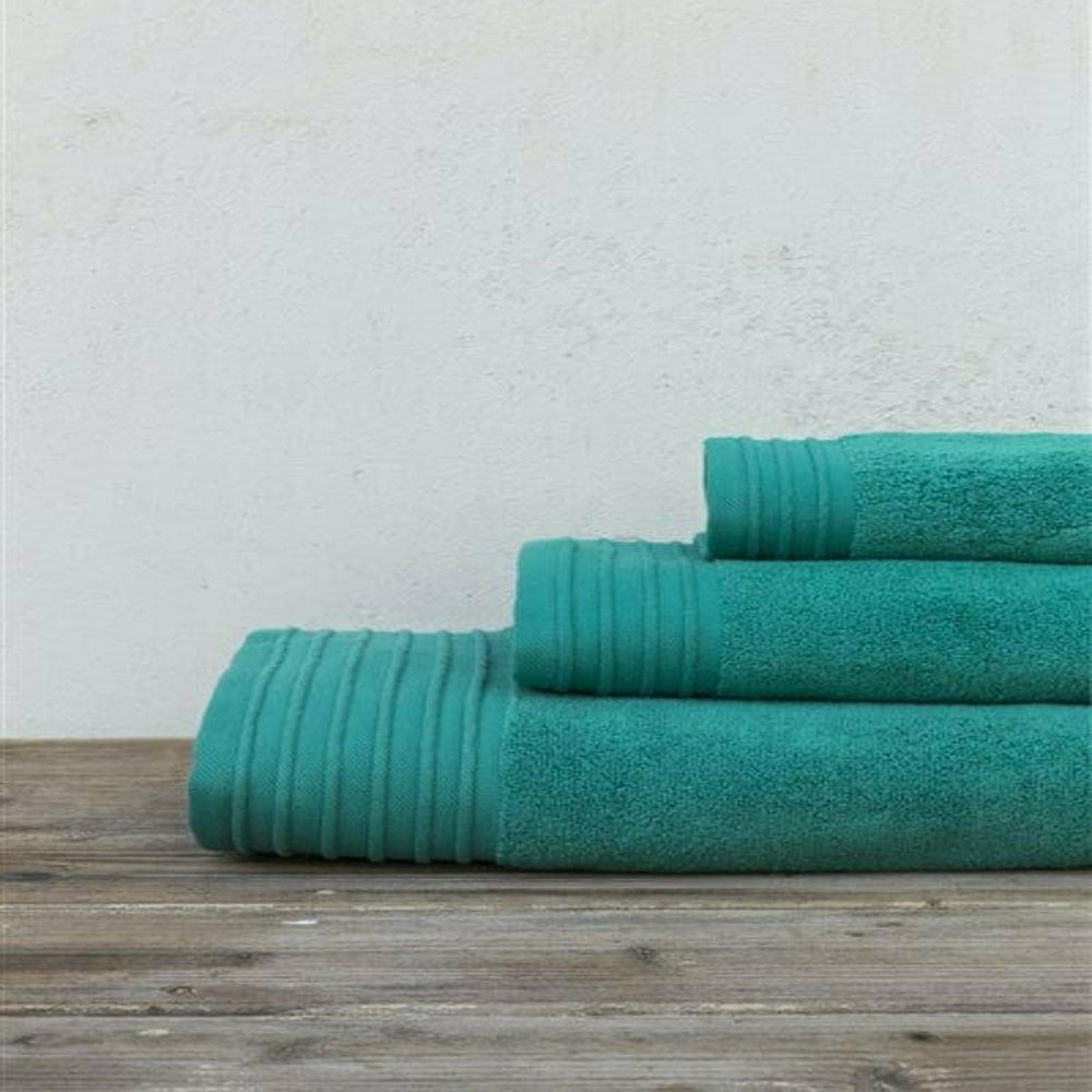 Πετσέτα Feel Fresh Emerald Nima Σώματος 90x145cm